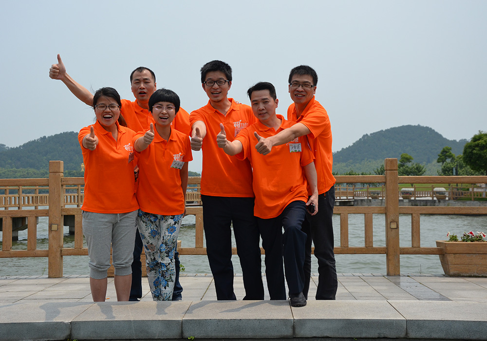 news-Sylia, weimos manager joined Orange work camp to improve herself-Weimo-img