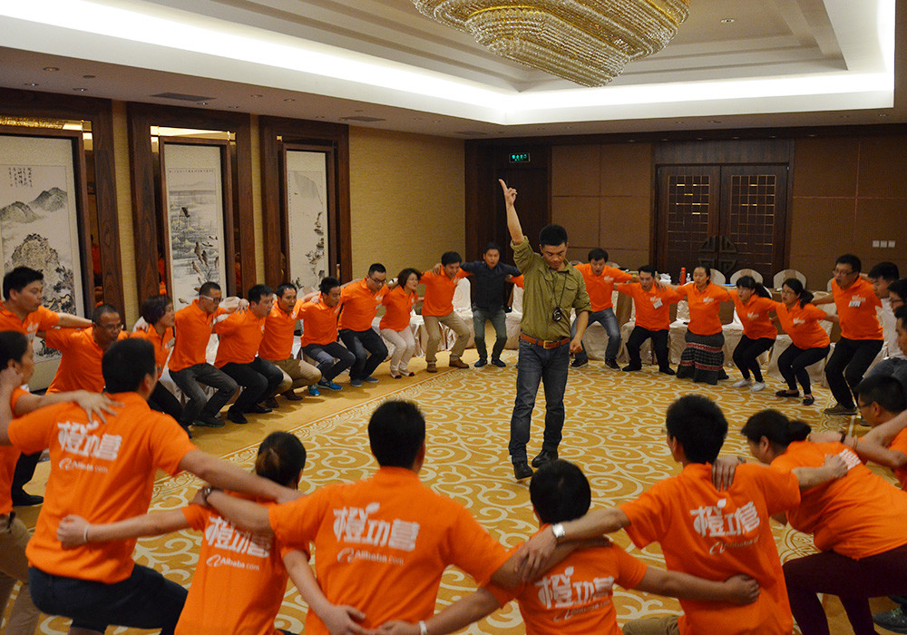 news-Weimo-Sylia, weimos manager joined Orange work camp to improve herself-img