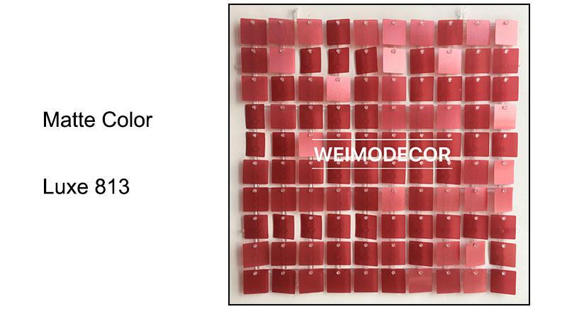 Matte Colour--Luxe813