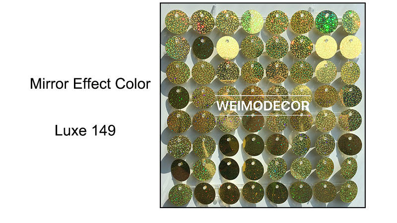 Shimmer Discs Mirror effect colour--Luxe149