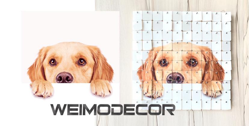 weimodecor sequin wall backdrop supplier
