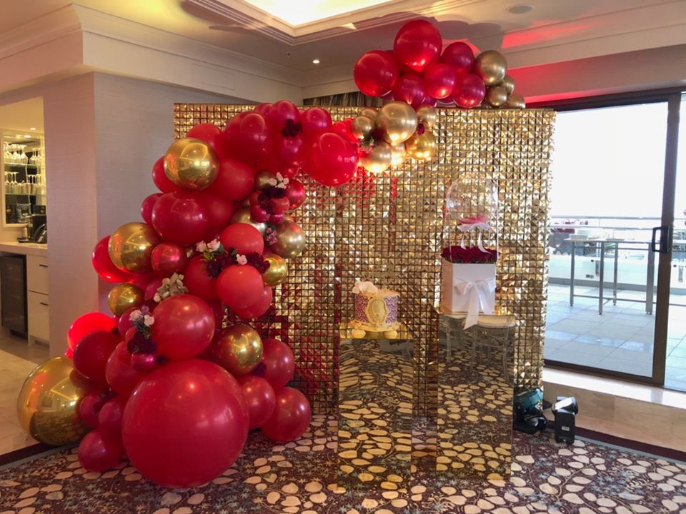 news-Weimo-How To Make The Event Shimmer Wall Backdrop Look Amazing-img-1